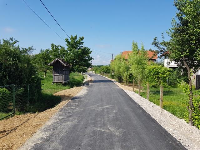 Izgradnja i rekonstrukcija lokalnih cesta u Gradačcu