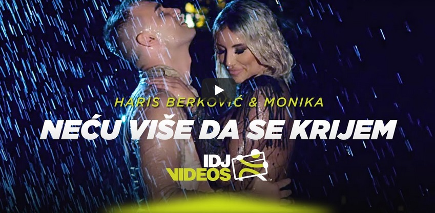 "GRADAČAČKI DUET:  Haris Berković i Monika Ivkić – ""Neću više da se krijem""!"