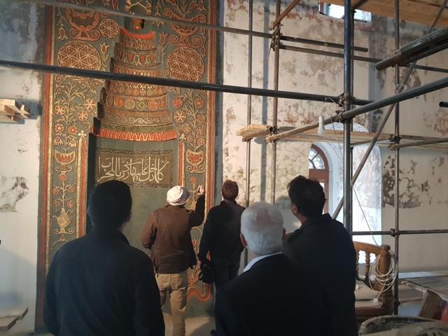 Restauracija džamije Husejnije u Gradačcu