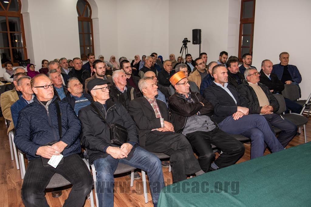 VIDEO: U sali MIZ Gradačac održano predavanje na temu Dana državnosti BiH