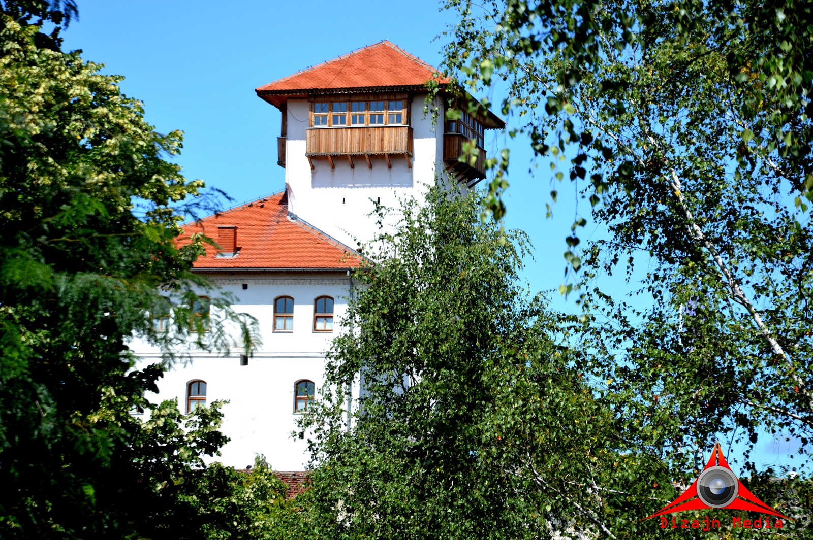 Kula Zmaja od Bosne građena je gotovo stotinu godina
