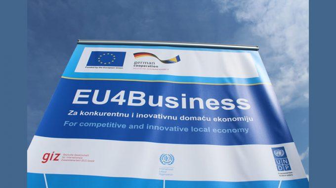 EU4Business: Poziv potencijalnim korisnicima bespovratnih sredstava za mjeru ublažavanja negativnog uticaja COVID-19 na poljoprivredno-prehrambeni sektor