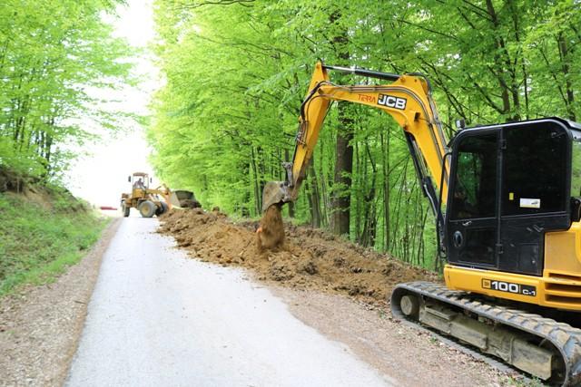 Završen dio radova na izgradnji kanalizacione mreže u Gradačcu