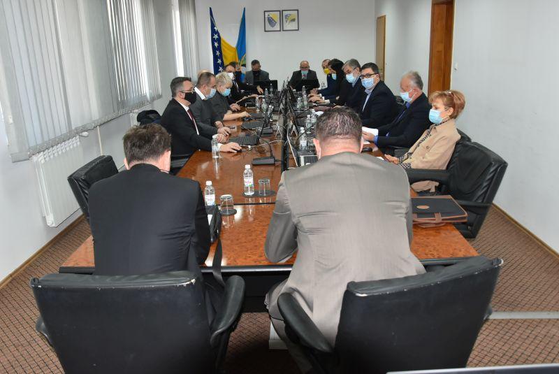 Održana 73. redovna sjednica Vlade Tuzlanskog kantona