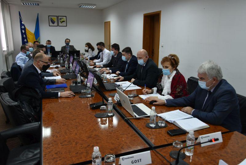 Održana 7. redovna sjednica Vlade TK