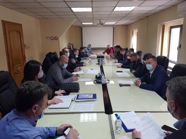 Održana 4. sjednica Kolegija Gradskog vijeća Gradačac