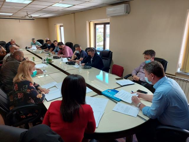Održana 7. sjednica Kolegija Gradskog vijeća Gradačac