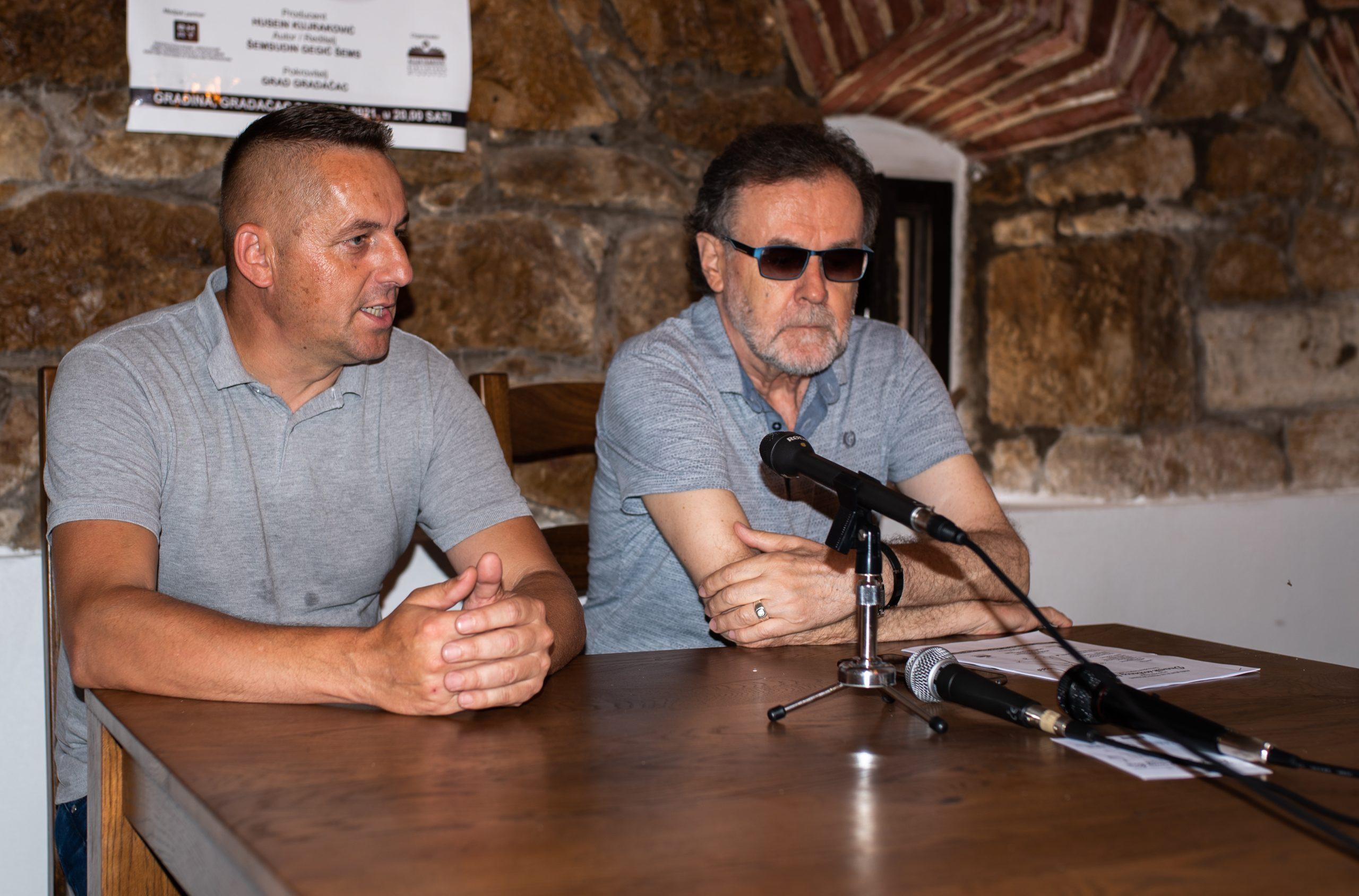 """Na press konferenciji otkriveni detalji ambijentalnog performansa i promocije knjige """"Dnevnik seobenog lica"""""""
