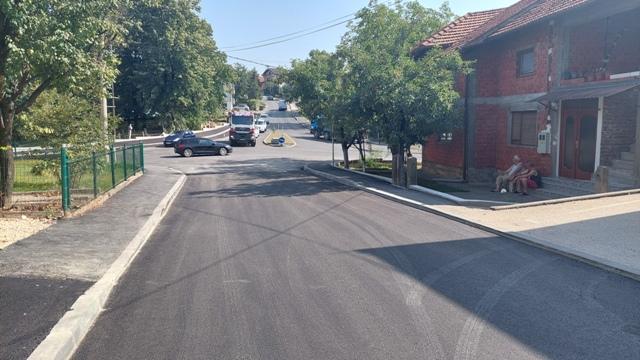 Nastavak izgradnje putne infrastrukture na području grada Gradačac